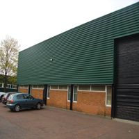 Easyseal UK Cladding Project