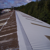 Easyseal UK Roofing Project