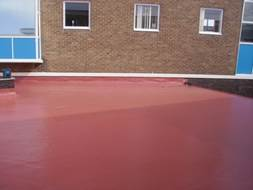 Liquid Applied Roof Coating Systems