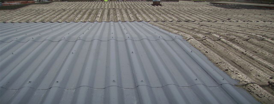Industrial Roofing Amp Cladding Renovation Asbestos Roof